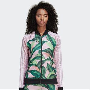 Adidas FARM Superstar Track Jacket size SMALL